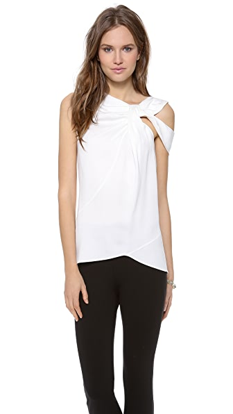 Veronica Beard The Twist Front Top