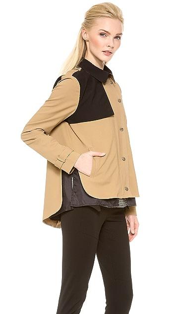 Veronica Beard The Layered Jacket