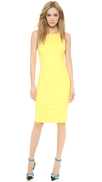 Veronica Beard Scuba Racer Back Dress