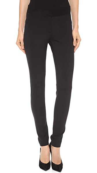 Veronica Beard Scuba Leggings