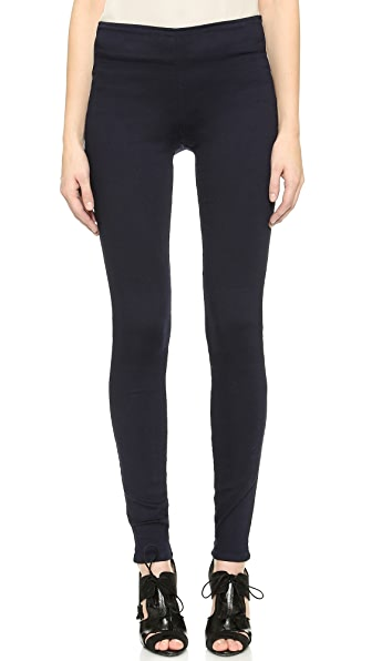 Veronica Beard Denim Leggings - Indigo