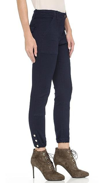 Veronica Beard Field Cargo Pants