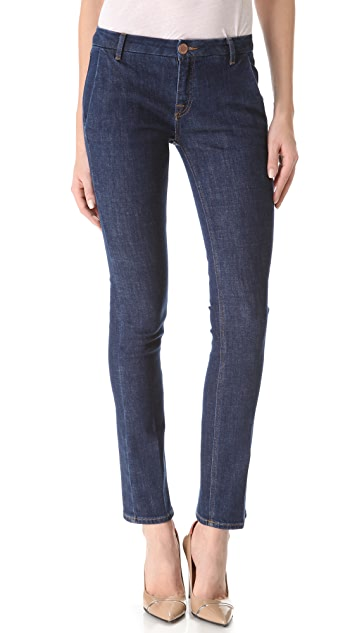 Victoria Beckham Stovepipe Jeans