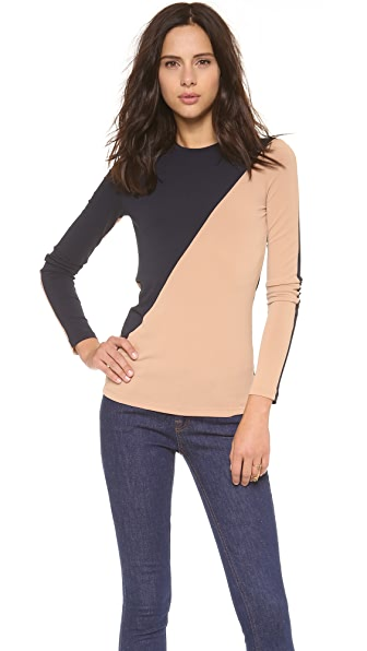 Victoria Beckham Leader Top