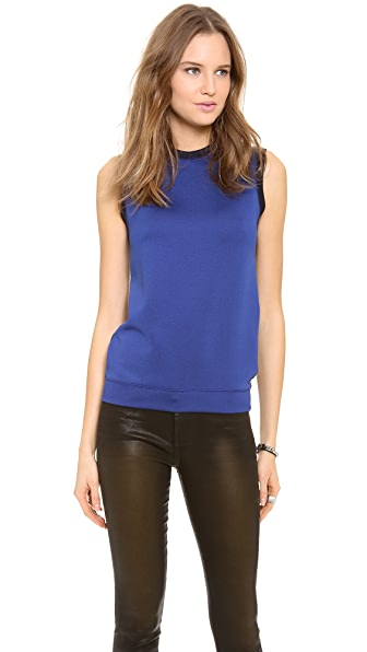 Victoria Beckham Sleeveless Knit Top