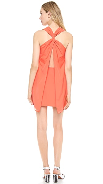 Victoria Beckham Twist Back Dress
