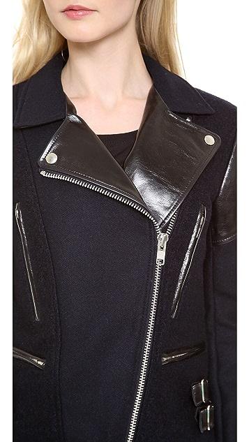 Victoria Beckham Biker Jacket