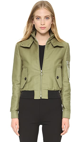 Victoria Beckham Harrington Jacket