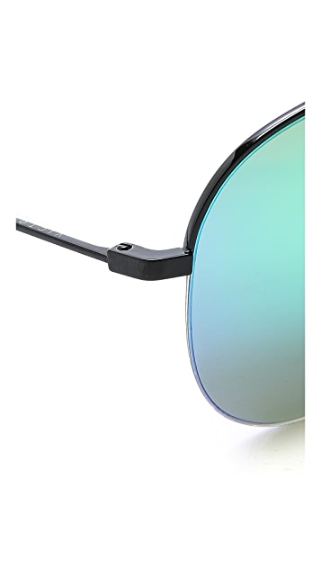 Victoria Beckham Classic Victoria Sunglasses