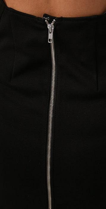 VEDA Majestic Leather Dress
