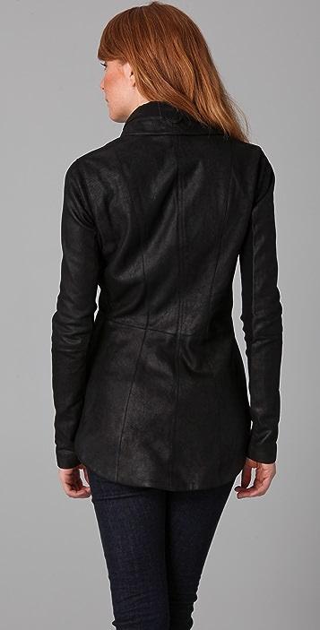 VEDA Stevie Leather Jacket