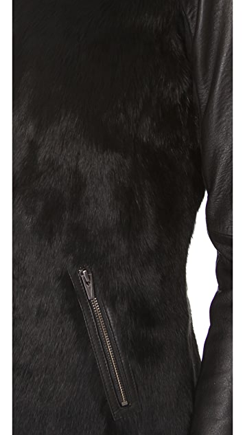 VEDA Rocket Fur Jacket