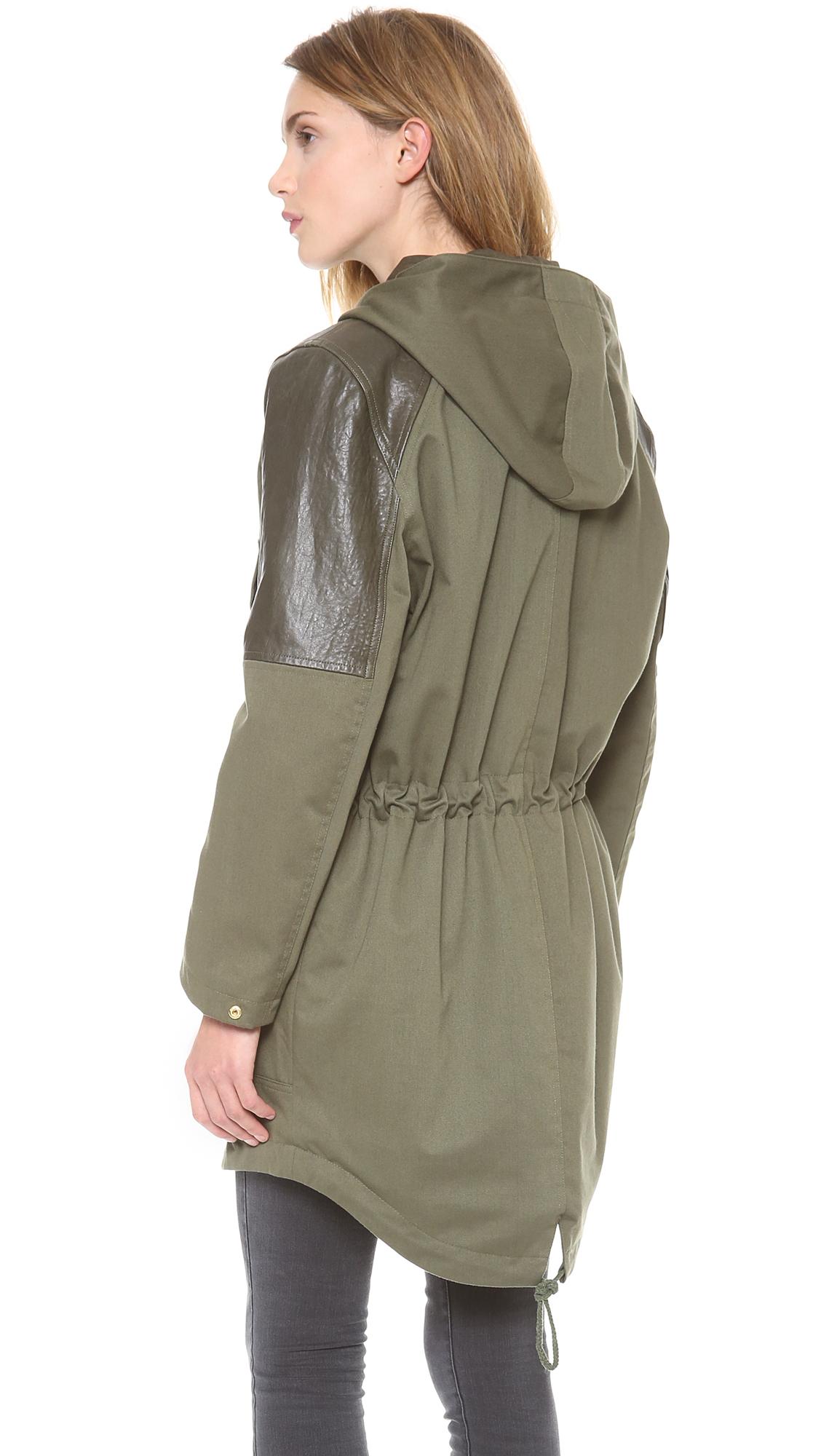 ab715718185d VEDA Oasis Coat   SHOPBOP