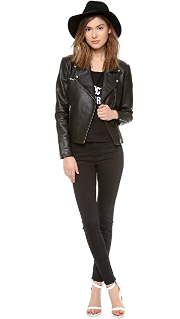 VEDA Next Leather Jacket