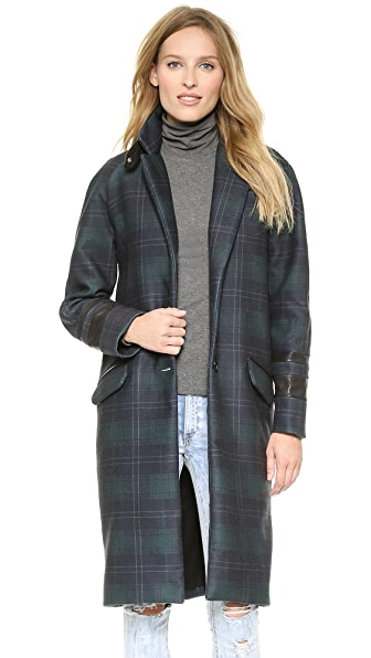 VEDA Blue Coat