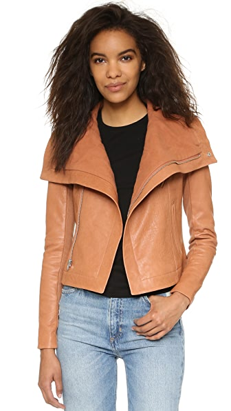 VEDA Max Classic Jacket - Rose