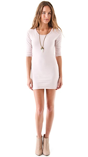 Velvet Ganet Tunic Dress