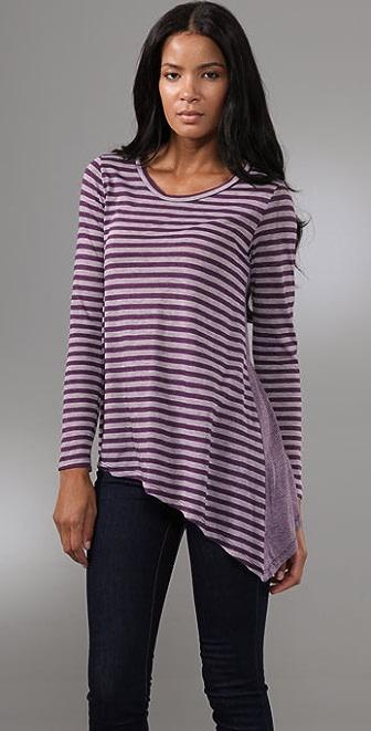 Velvet Camleen Stripe Tunic