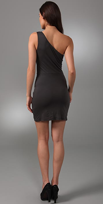 Velvet Nola One Shoulder Dress