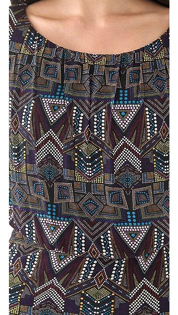 Velvet Oni Native Dress