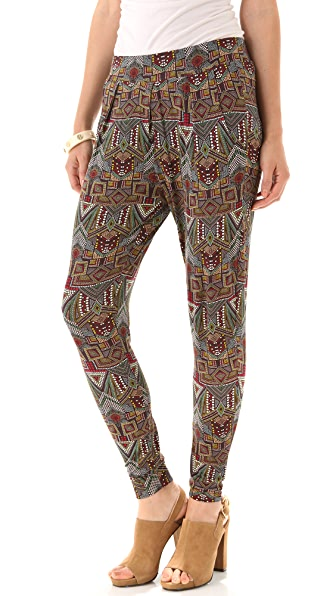 Velvet Bambi Native Pants