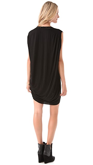 Velvet Dallas Slinky Dress