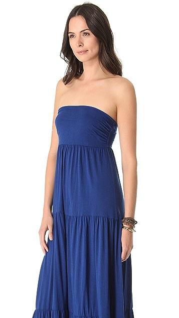 Velvet Masha Maxi Dress