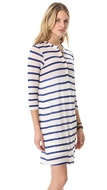 Velvet Yvette Stripe Dress