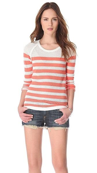 Velvet Yurel Striped Pullover