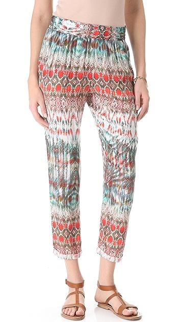 Velvet Hilton Pants