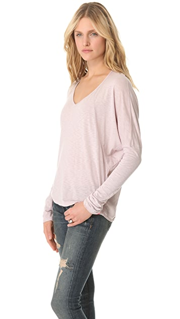 Velvet Belle Long Sleeve Tee