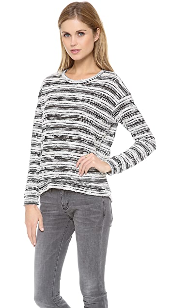 Velvet Sharrona Knit Beach Sweater