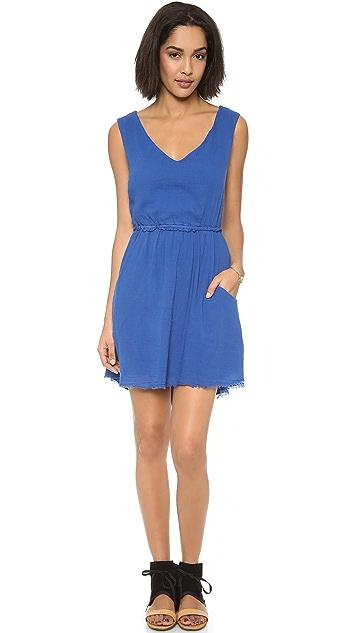 Velvet Teagan Gauzy Dress