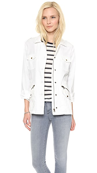 Velvet Lily Aldridge for Velvet Ruby Jacket