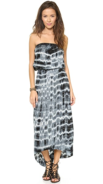 Velvet Tippie Maxi Dress