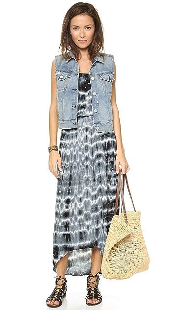 Velvet Tippie Maxi Dress