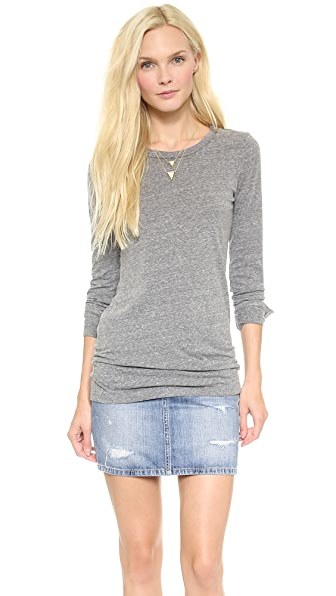Velvet Thea Long Sleeve Tee