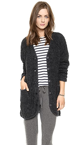 Velvet Garcelle Boucle Sweater Coat | SHOPBOP