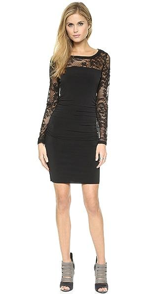 Velvet Avena Lace Dress