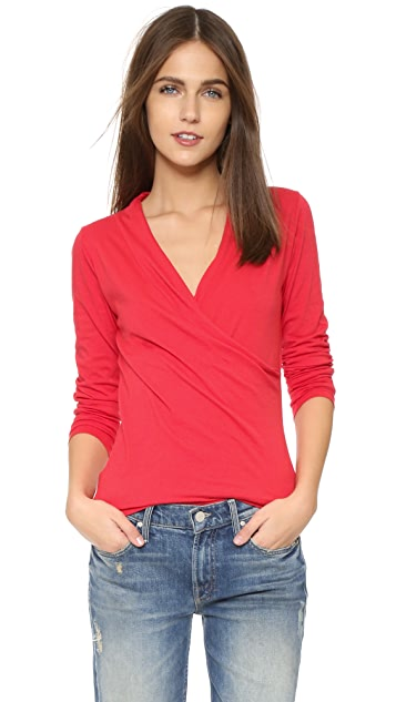 Velvet Meri Gauzy Whisper Top