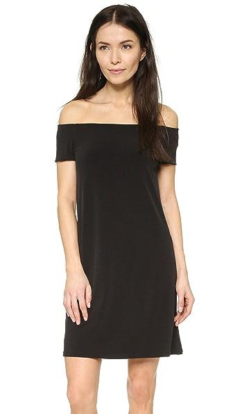 Velvet Sorana Off Shoulder Dress