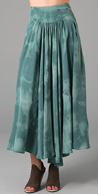 Vena Cava Monarchy Long Skirt