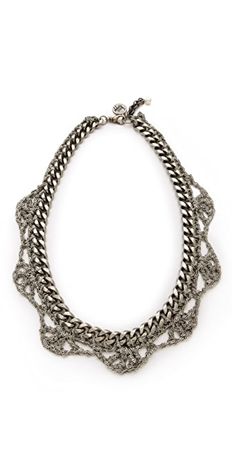 Venessa Arizaga Garbo Necklace