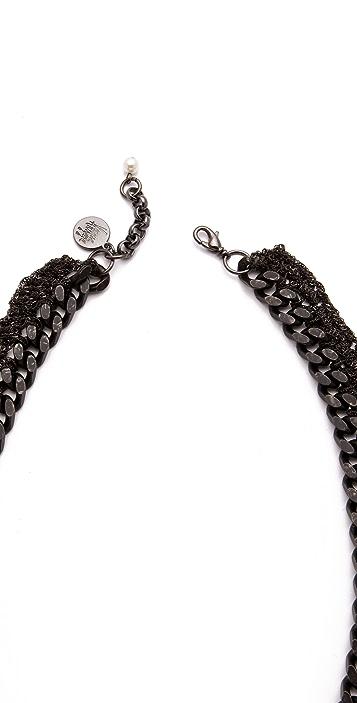 Venessa Arizaga Stardust Necklace