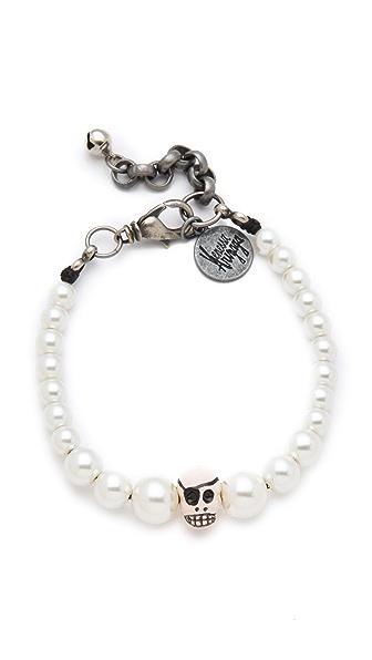 Venessa Arizaga Treasured Pearls Bracelet