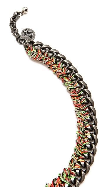 Venessa Arizaga Rainbow Necklace