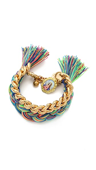Venessa Arizaga Holiday Bracelet