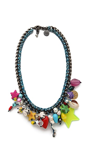Venessa Arizaga Tijuana Hangover Necklace