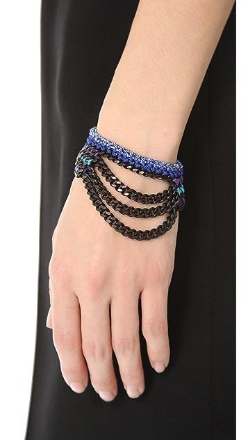Venessa Arizaga Mexican Night Bracelet