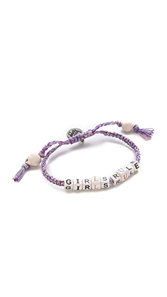 Venessa Arizaga Girls Rule Bracelet